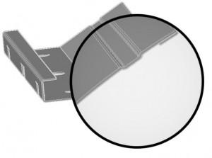 Profilblech aus S280GD
